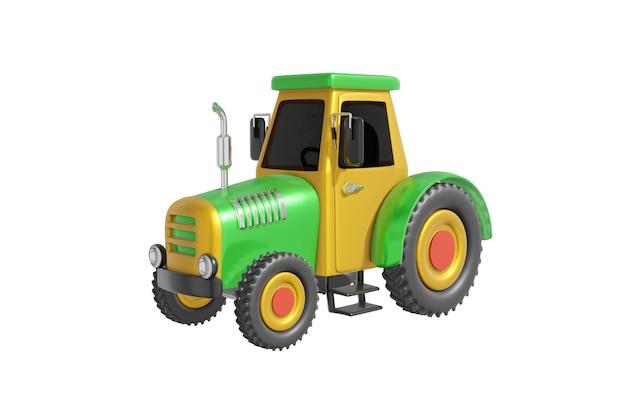 Trattore giocattolo con ruote