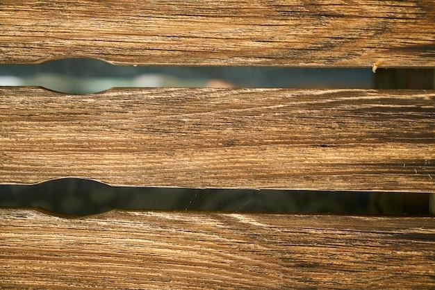 Tre doghe in legno