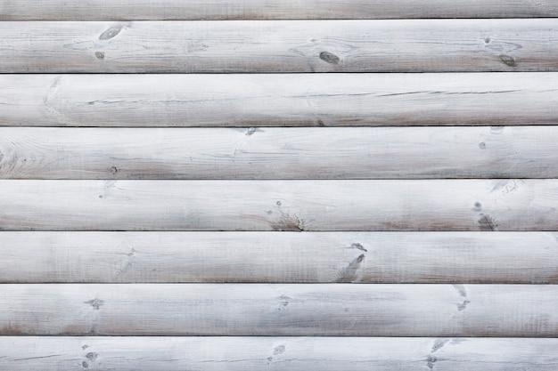 Tronchi bianchi dell'albero su una struttura del mucchio