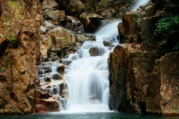 Tropicale funzione vibrante roccia nazionale