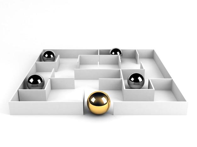Trovare una via d'uscita dal concetto di problema