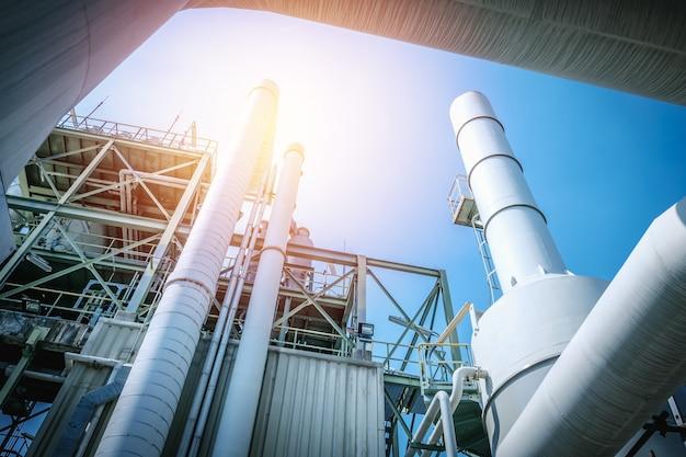 Tubi e attrezzature industriali