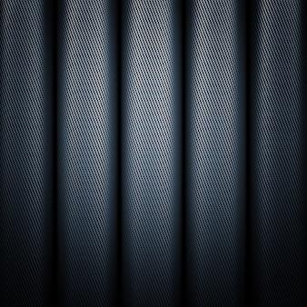 Tubi in fibra di carbonio