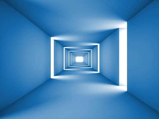 Tunnel astratto