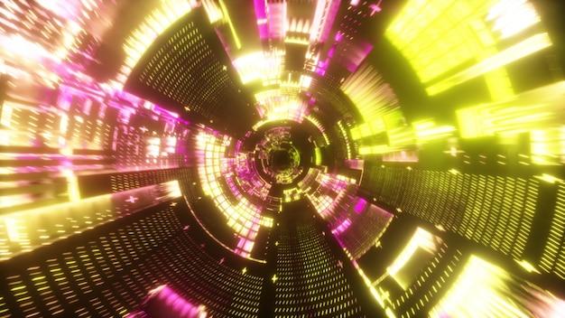 Tunnel di astronave
