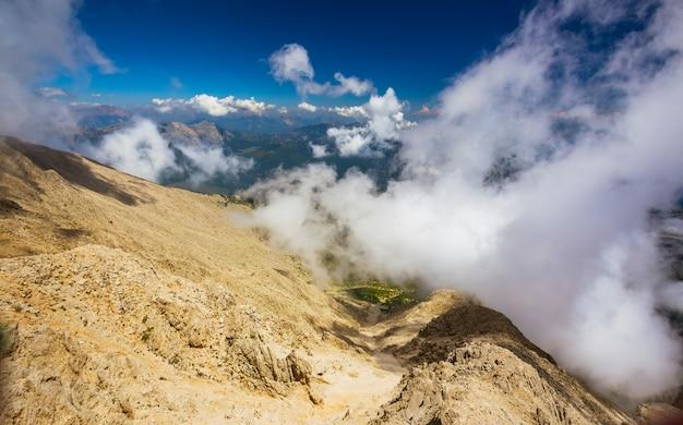 Turchia, montagna tahtali