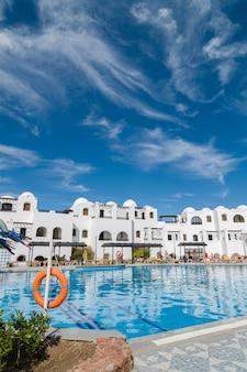 Turisti all'hotel hurghada