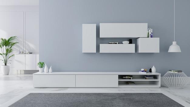Tv mobile interior design idea moderna e accogliente