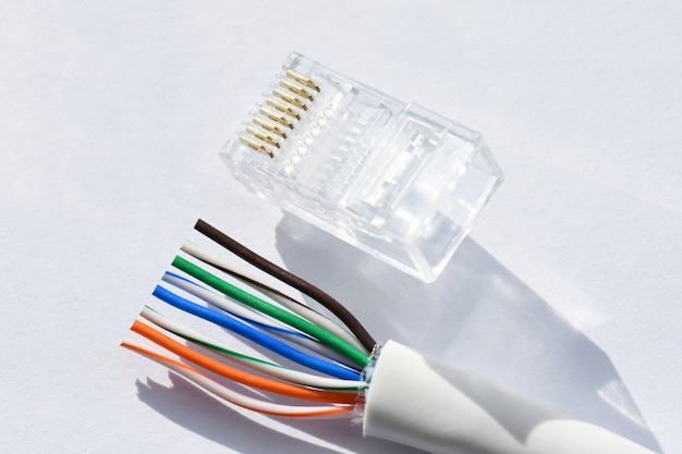 Twisted pair ethernet utp cat 5