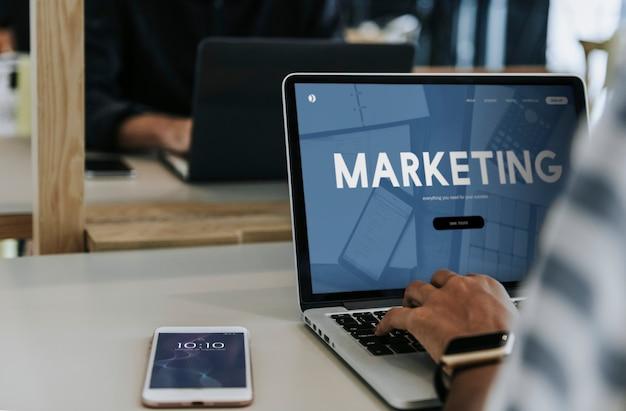 Ufficio marketing