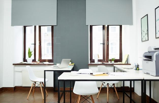 Ufficio open space moderno
