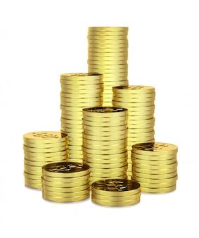 Un mucchio di monete