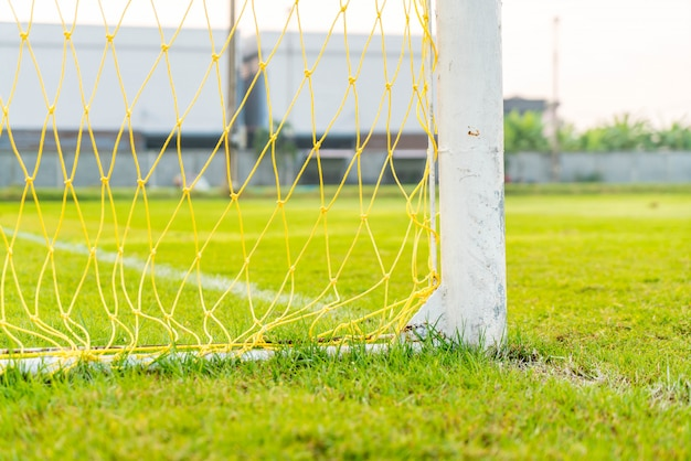 Un obiettivo di calcio