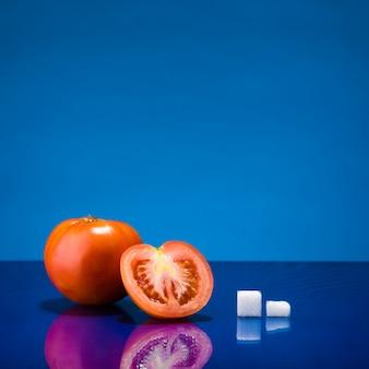 Un pomodoro e mezzo e zucchero