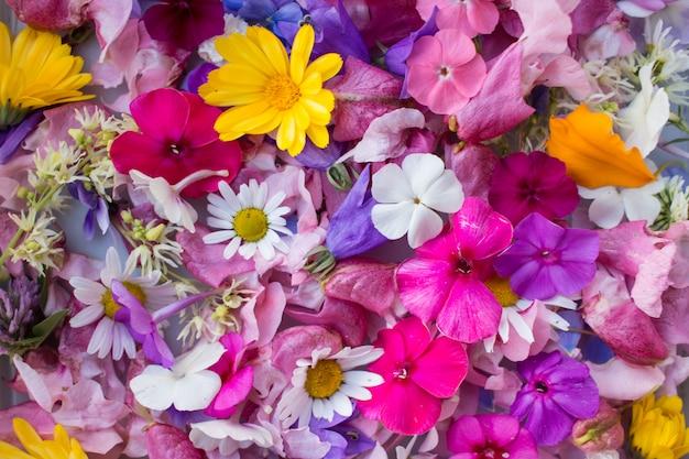 Un sacco di fiori