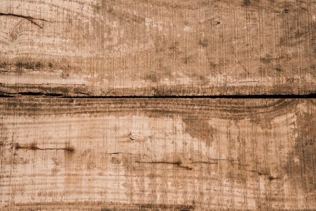 Un vecchio fondale in legno con texture