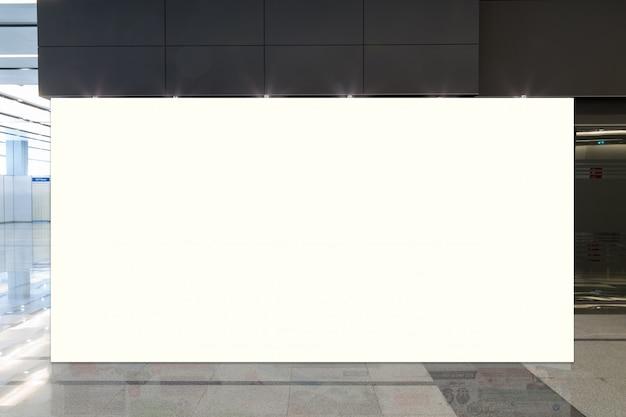 Unità di base di tessuto pop-up banner pubblicitario banner display sfondo, sfondo vuoto