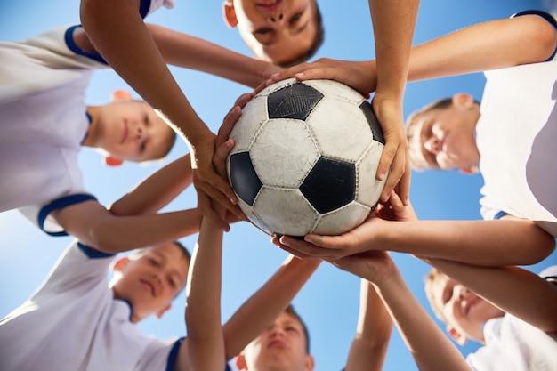 United football team