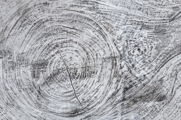 Uno sfondo grigio con texture in legno. struttura del materiale di legno,