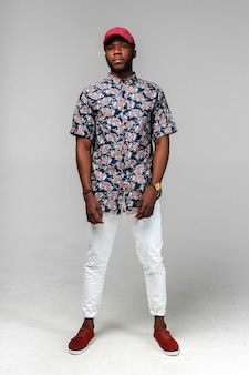 Uomo afroamericano