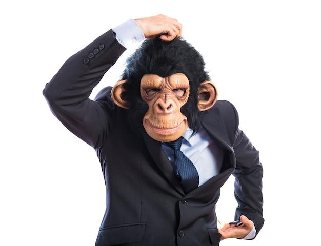 Uomo scimmia