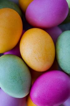 Uova di pasqua dipinte