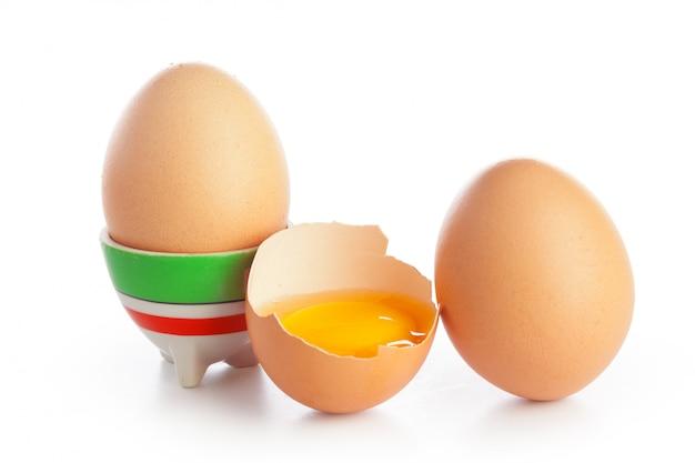 Uovo su bianco