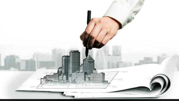 Urbanistica urbana e sviluppo immobiliare.