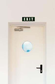 Uscita porta