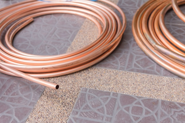 Utensili pneumatici funzionano per il condizionamento dell'aria