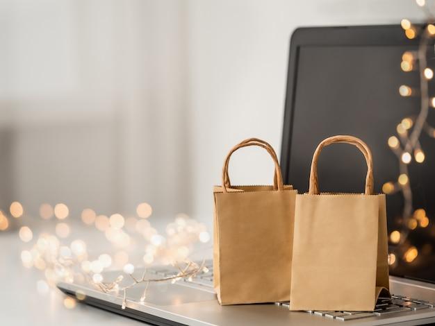 Vacanze invernali shopping online