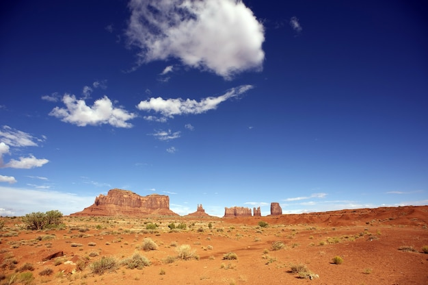 Valle del deserto