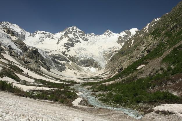 Valle delle montagne