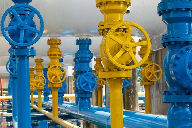 Valvole di sicurezza nell'impianto di gas
