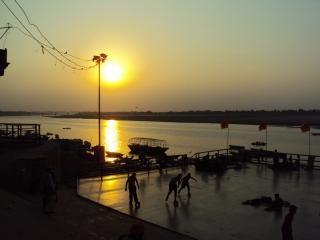 Varanasi viaggio