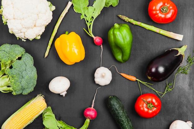 Vari verdure