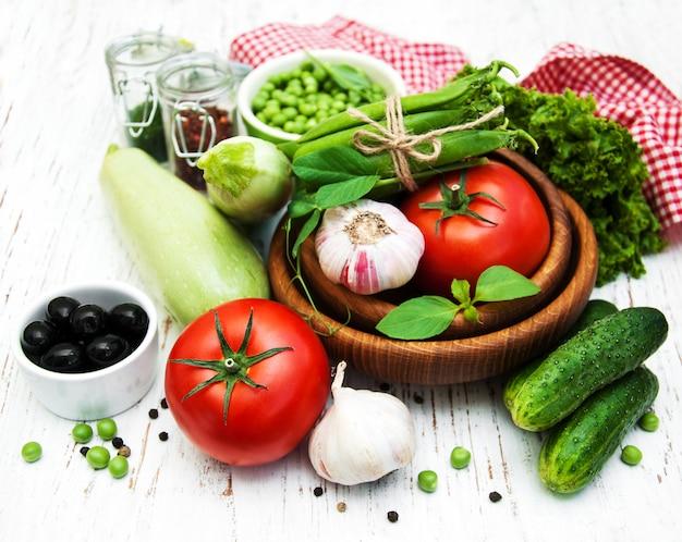 Varie verdure