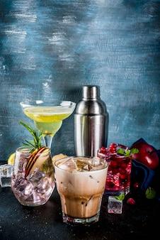 Varietà cocktail autunno inverno