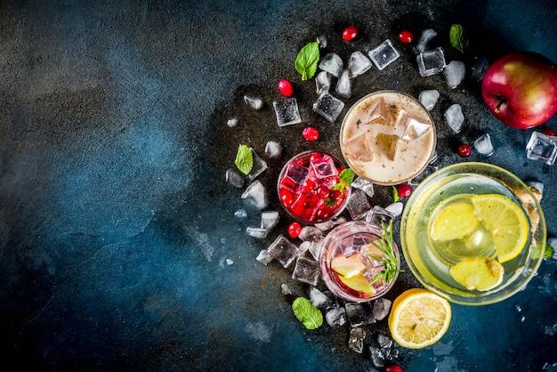 Varietà cocktail invernali freddo freddo