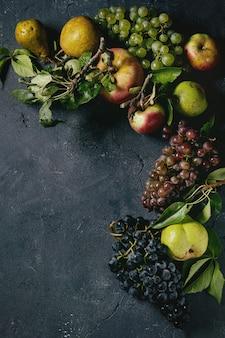 Varietà di frutti autunnali