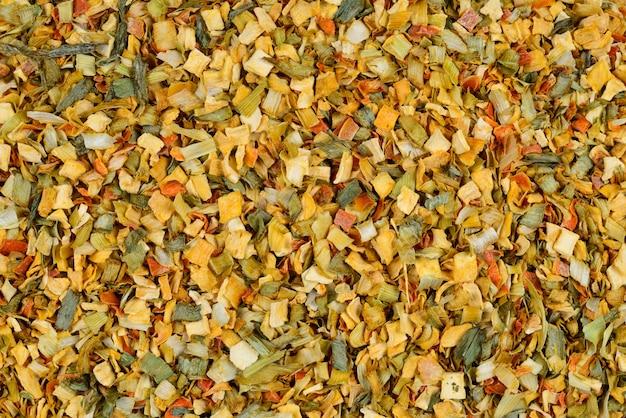 Varietà di spezie ed erbe aromatiche