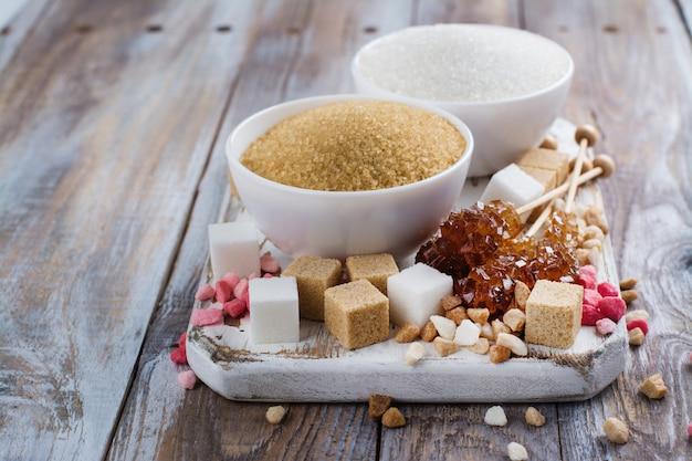 Varietà di zucchero