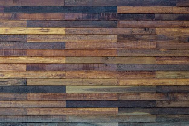 Vecchi oggetti di legno del fondo dell'estratto di struttura della parete per mobilia.