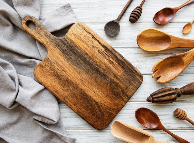 Vecchi utensili da cucina vintage