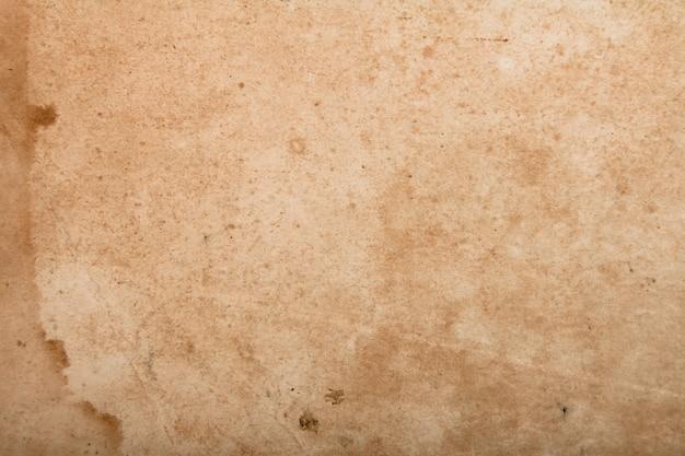 Vecchia carta texture di sfondo