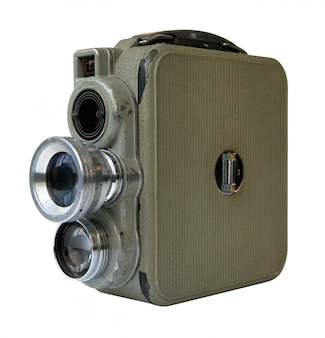 Vecchia cinepresa 8mm