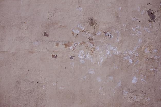 Vecchia parete struttura di colore chiaro