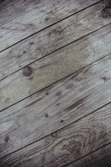 Vecchia plancia parete di legno