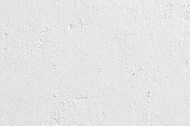 Vecchia struttura bianca del muro di cemento
