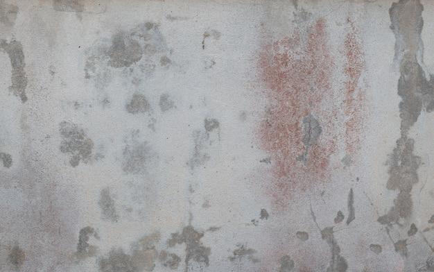 Vecchia struttura concreta o fondo dell'estratto di struttura della parete del cemento